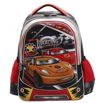 MOCHILA COSTA INFANT.RACING R-VERM 31548 CHENSON