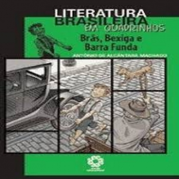 LV BRAS, BEXIGA E BARRA FUNDA - QUADRINHOS,ESCALA