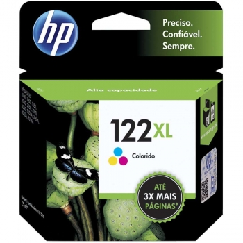 CARTUCHO HP 122XL ORIG COLOR CH564HB