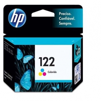 CARTUCHO HP 122 ORIG COLOR CC562HB