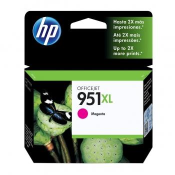 CARTUCHO HP 951XL ORIG MAGENTA CN047AB