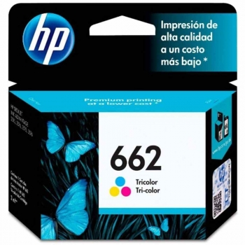 CARTUCHO HP 662 ORIG COLOR