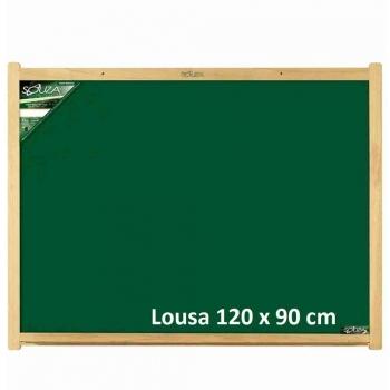 QUADRO LOUSA MADEIRA 120X090 REF.2212 SOUZA