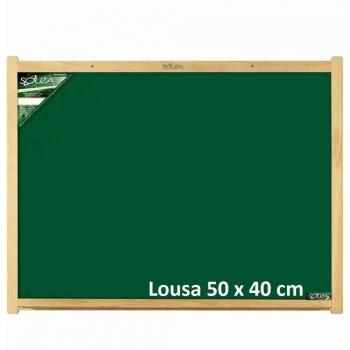 QUADRO LOUSA MADEIRA  50X40 REF.2205 SOUZA