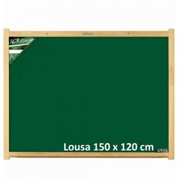 QUADRO LOUSA MADEIRA 150X120 REF.2215 SOUZA