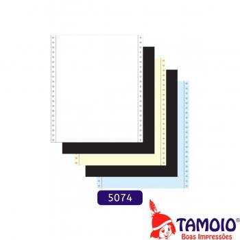 FORMULARIO CONT 80COL 3V COLOR 900F 5074 TAMOIO