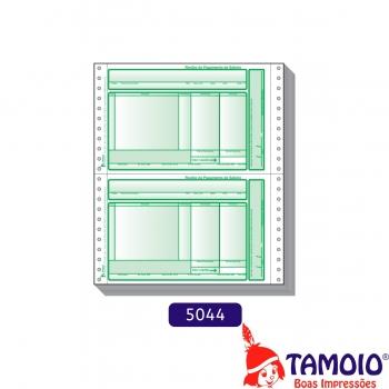 FORMULARIO CONT LAB 2 VERDE 250JGX2V 5044 TAMOIO