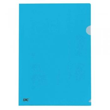 PASTA L PLASTICA A4 R.42PP-AZUL                DAC