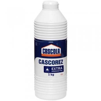 COLA BRANCA 1000G CASCOREZ EXTRA CASCOLA