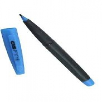 CANETA HIDR CIS FINE 1.0 MM AZUL CIS